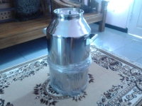 Milk Can Stainless Steel 40 Liter